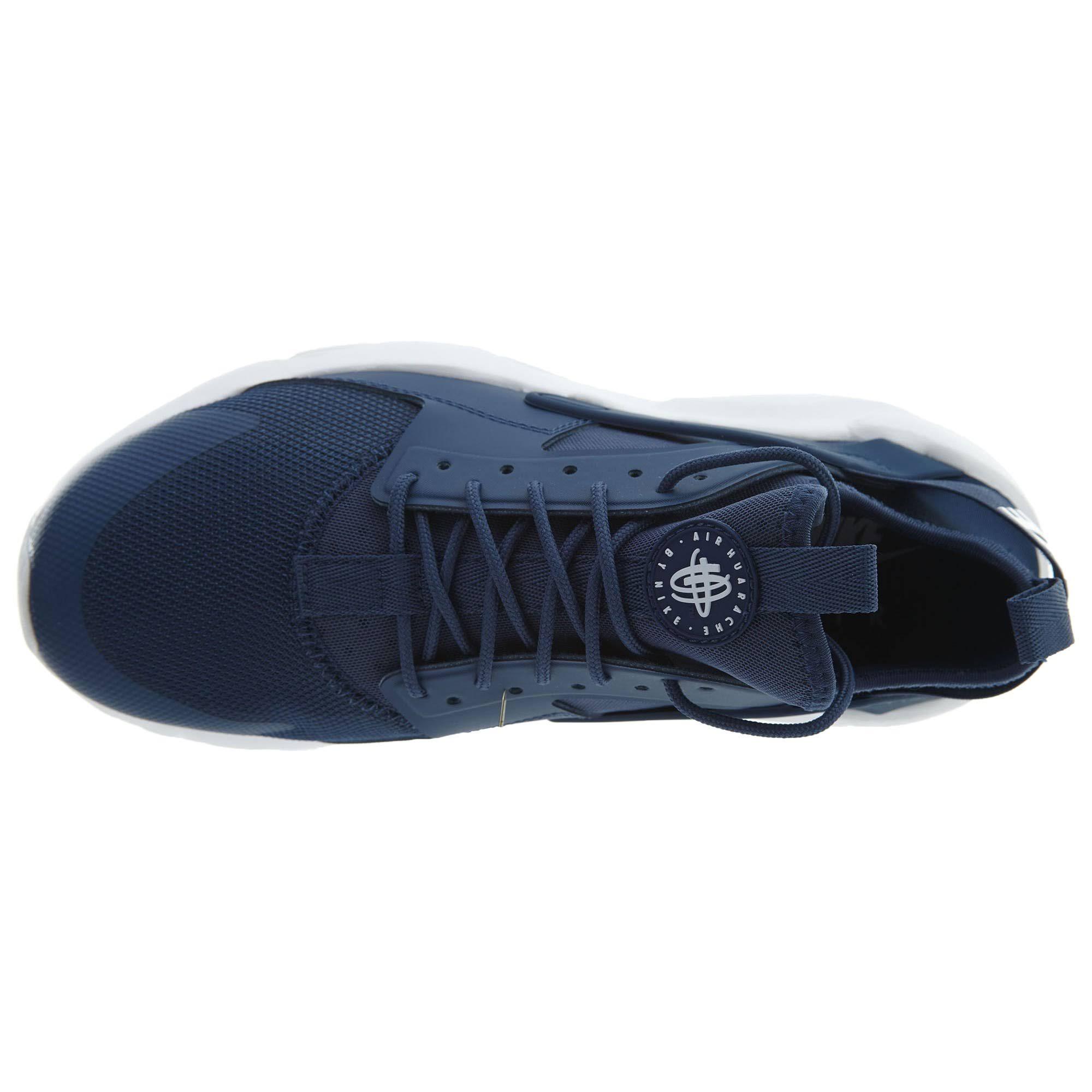 Para Hombre Azul Ultra Blanco Air Huarache Run Estilo Marino 819685 Nike UIqRa