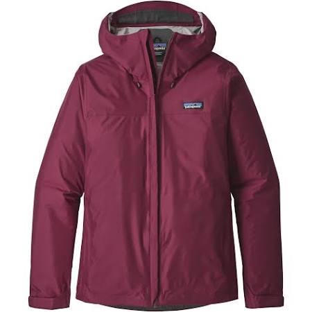 Damenpfeil M Rot Patagonia Jacket Torrentshell Rot g7HEO