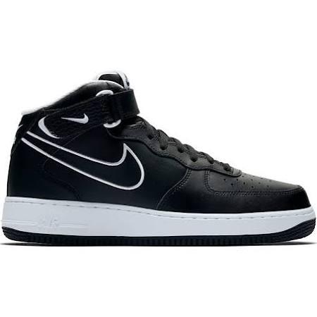 Hombre Para Mid Blanco Negro Tamaño Air Nike 11 1 Aq8650001 Force Zapatos nq7ZHaYxw