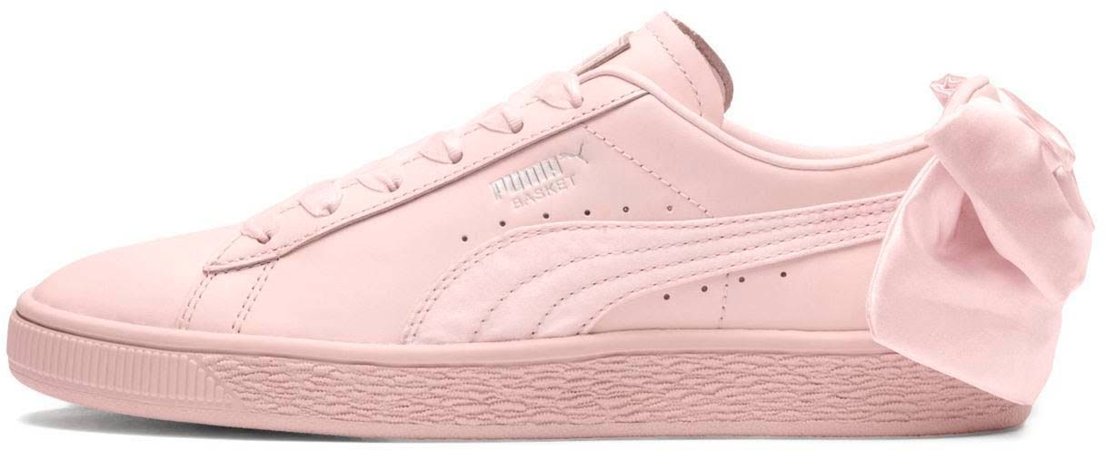 Shoes 5 Puma Talla Casual Blanco 9 Basket 5gxq71xzwT