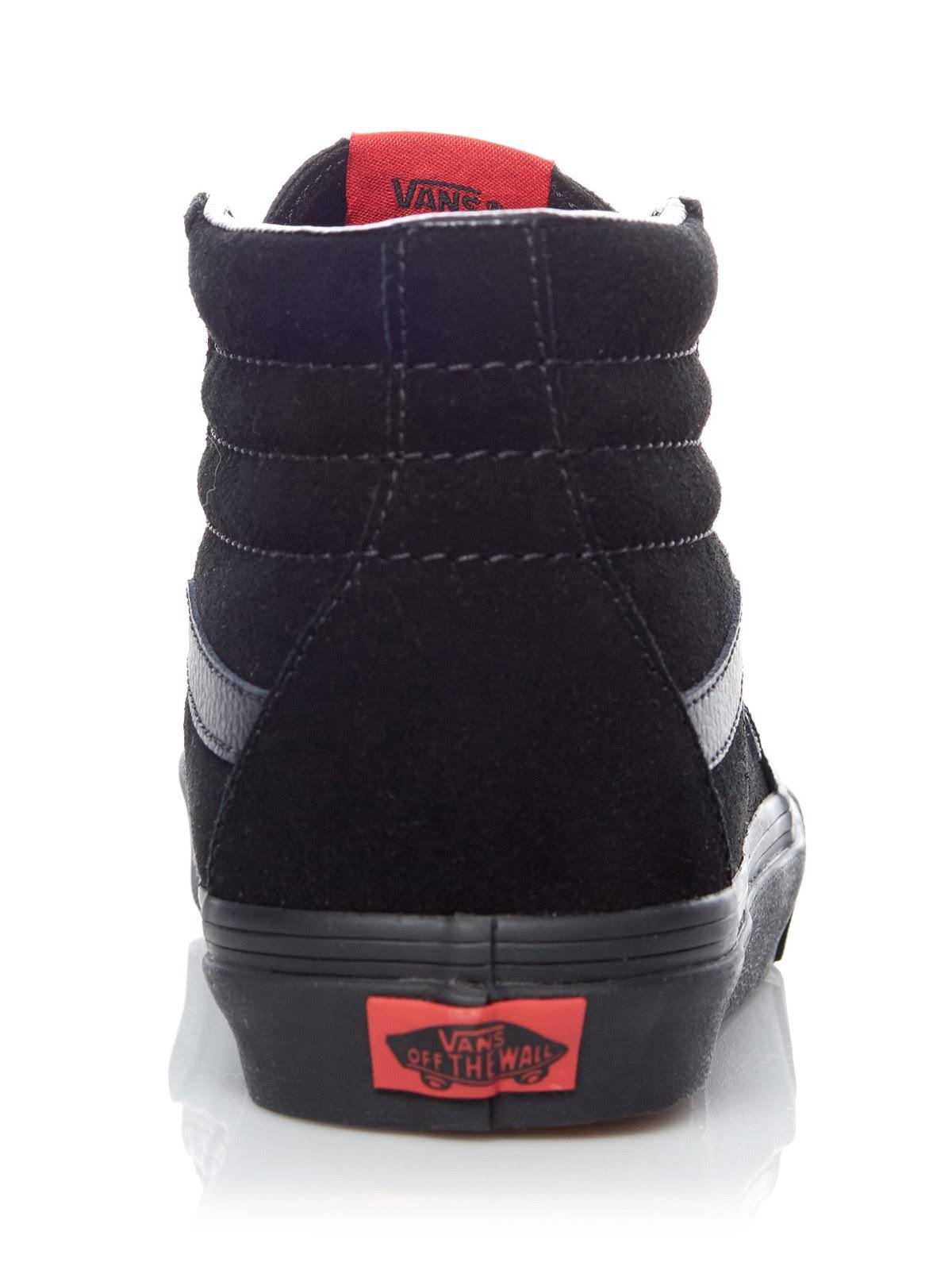 Shoes 11 Sk8 Hi Mens Black Vans Size 5 Vn000d5ibka black qS6ZwtvvWf