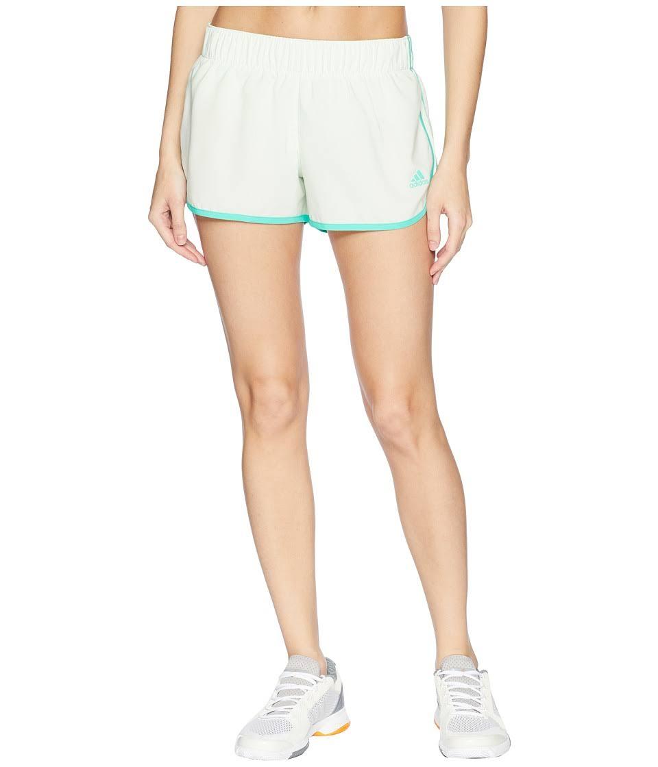 Xs Tamaño Pantalones Cortos Mujer Aero Icon Green M10 Para Adidas x00UTqBwCf
