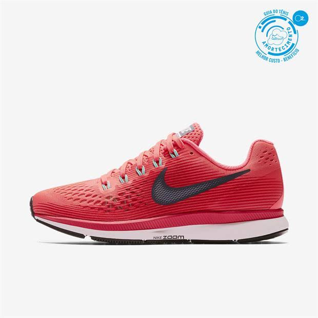 Damesschoenen Roze 34 Nike Pegasus 35 Air Zoom 5 uK3TFJ1cl5