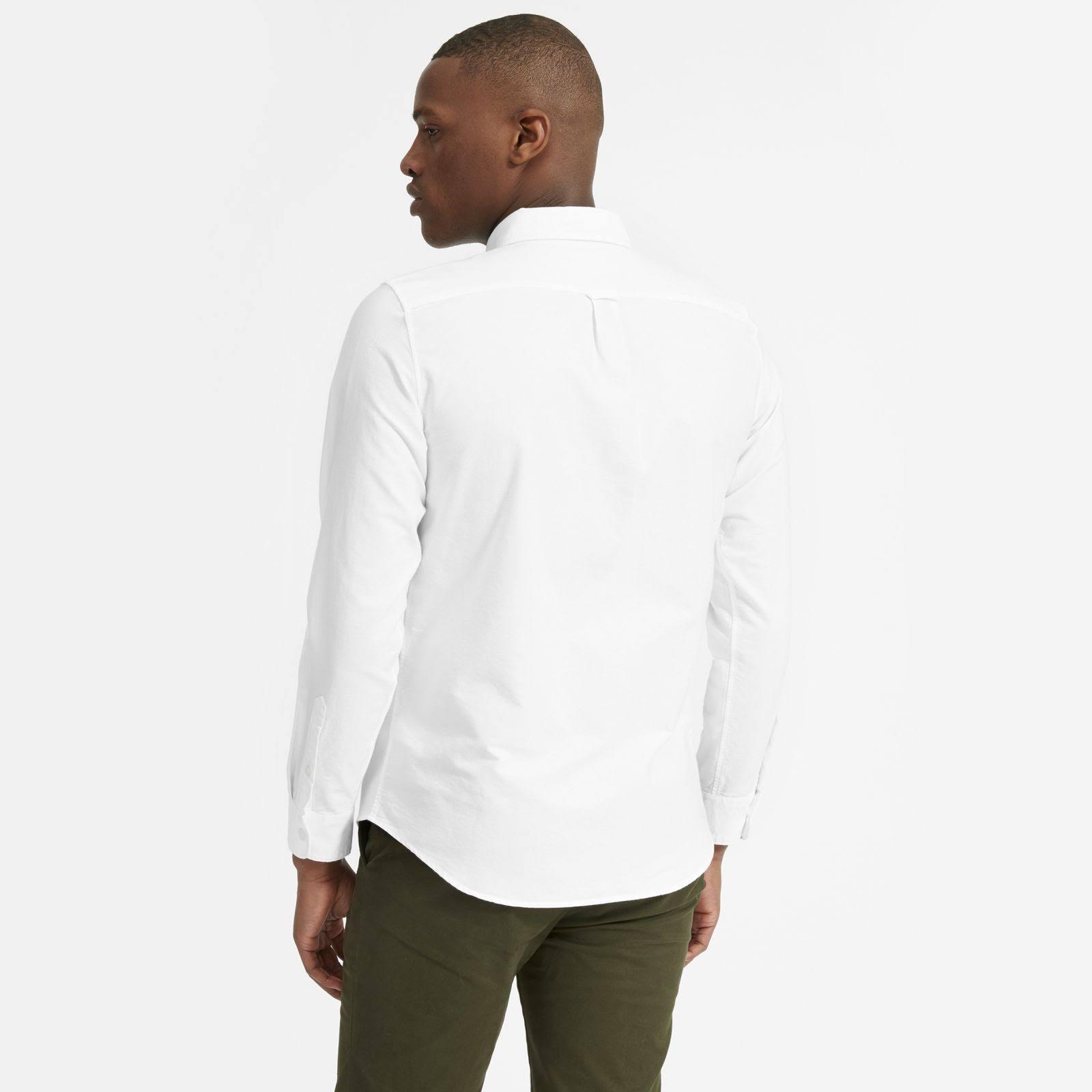 Japonesa Hombre Xs Blanco Talla En Oxford Para Camisa Fit Slim Everlane De q7wtUXcTH