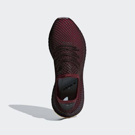 Runner Hombre Zapatos 5 Originals Para Adidas Tamaño 9 Rojo Deerupt ZqTgwxxWEO