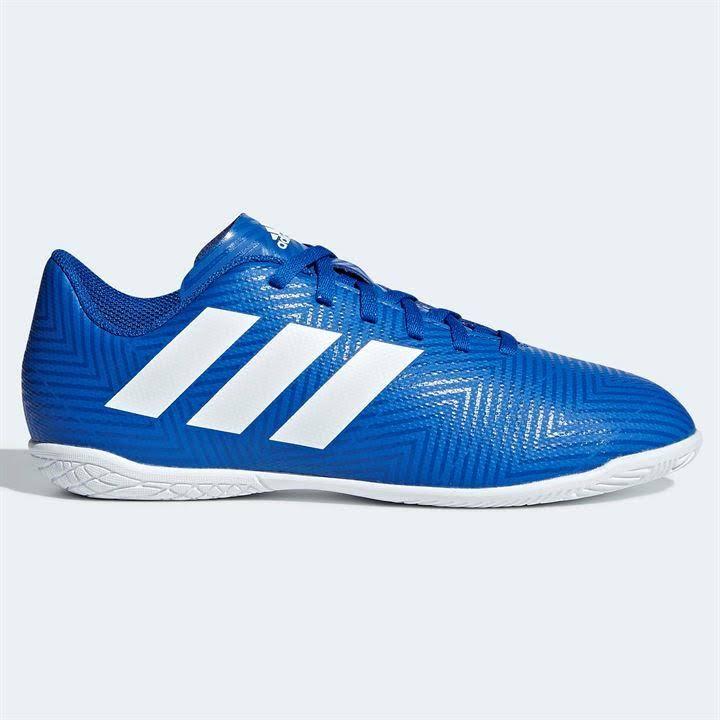 Para Adidas De 18 Zapatilla 5 Fútbol 5 4 Azul Nemeziz Interiores Tamaño Deportiva Tango YUWqUnZ8w1