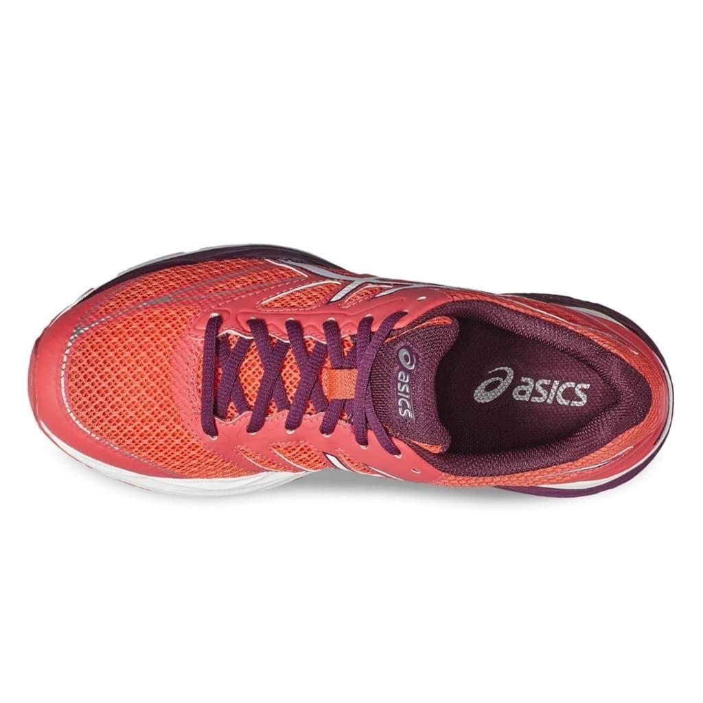 Laufschuhe Braun Rosa Pulse 8 Damen Größe Neutral 3 Gel Asics 6qaUXnv1x