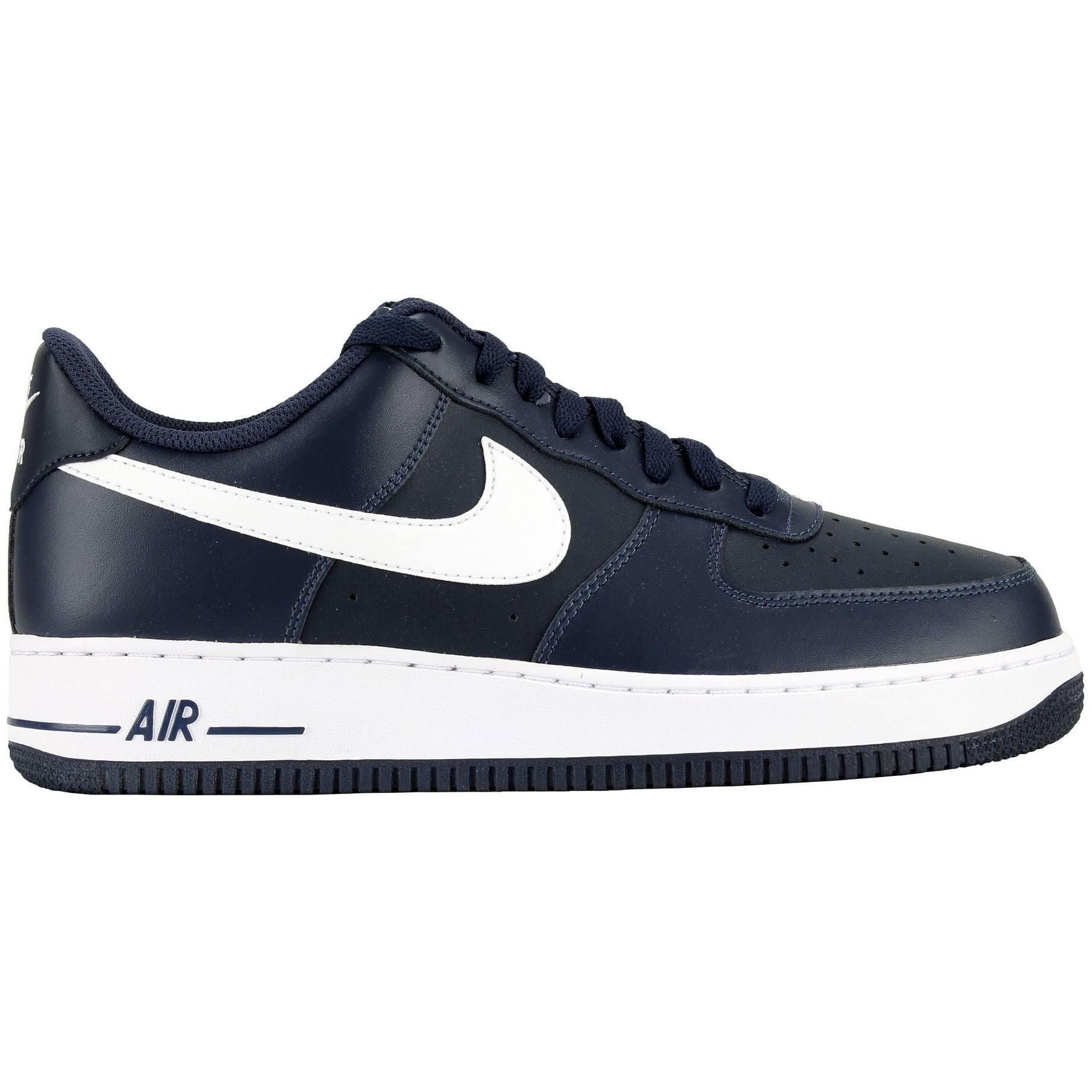 Deporte 1 5 Zapatillas Air Force Nike Tamaño 'midnight Para Navy' 11 De Hombre qxaCaB5w4