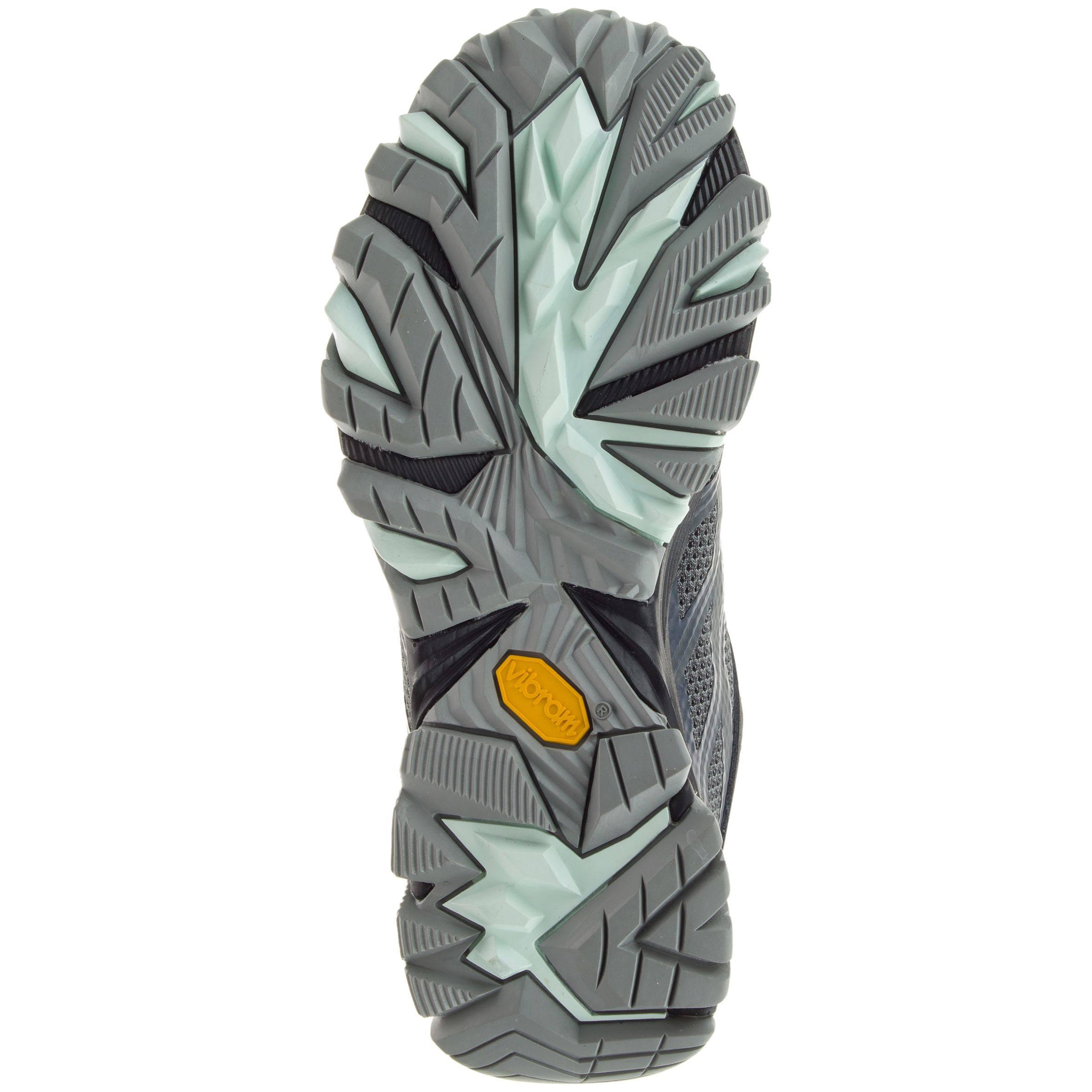 De Marche Gris Femmes Chaussures Merrell Moab Fst Granit Gtx wvqSXPF