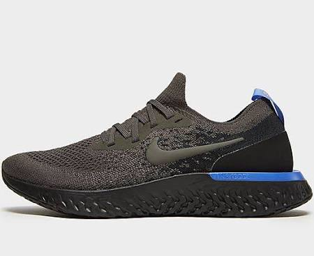 Flyknit Deporte Negro Epic Mujer React Para Zapatillas De Nike p5qvvw