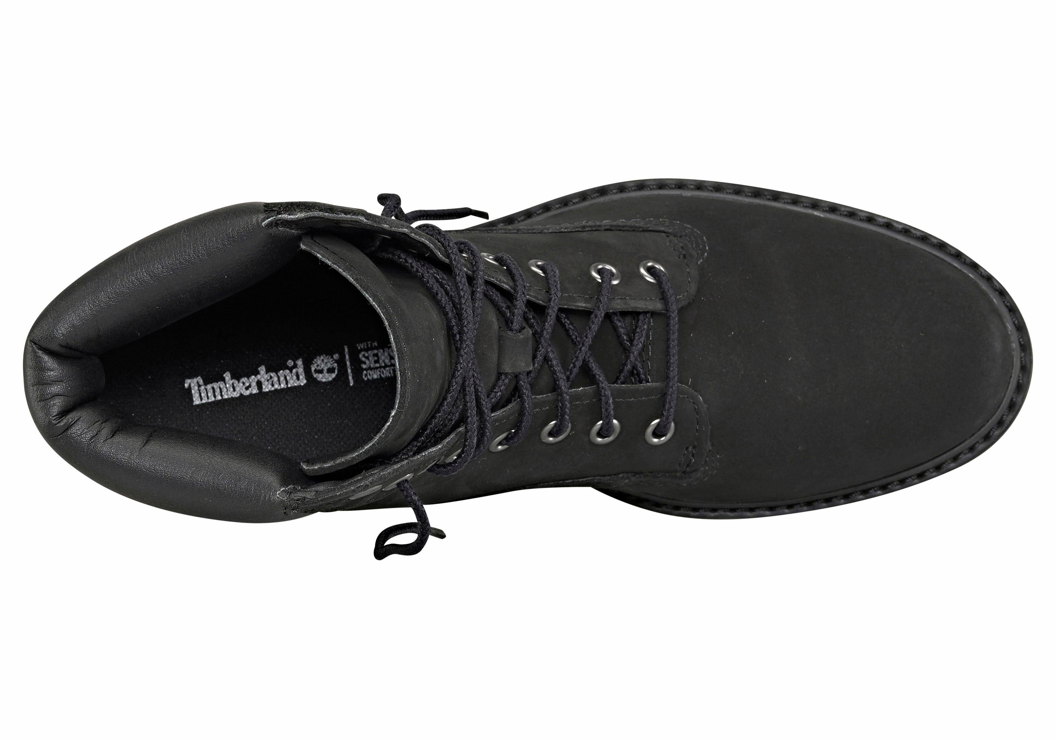 Pollici Black Ladies Lace Up Timberland Kenniston 6 xWrEQdCBoe