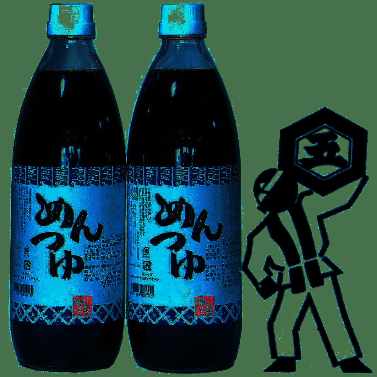 キッコーゴ めんつゆ 1L