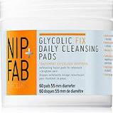 Nip + Fab Glycolic Fix Exfoliating Facial Pads
