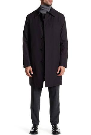 Negro El Para Abrigos Cole Prendas Chaquetas Abrigo Casual De Estante En Chubasquero Y Nordstrom Nylon Haan Hombre wqAnPXxaX