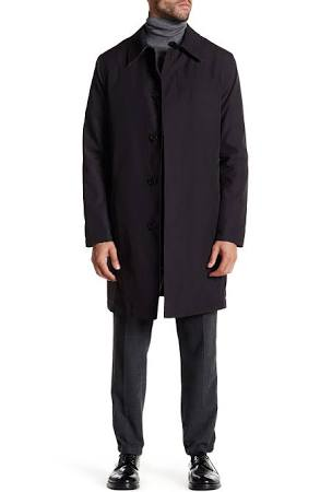 Abrigos Chaquetas Y En El Abrigo Nylon Hombre De Para Cole Casual Haan Chubasquero Nordstrom Prendas Estante Negro w8qvUgAx4