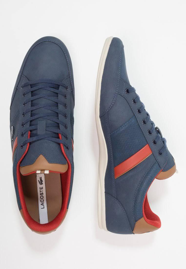 Lacoste Shoes 'chaymon Cam' 318 2 Casual Blue rgP4rqvw
