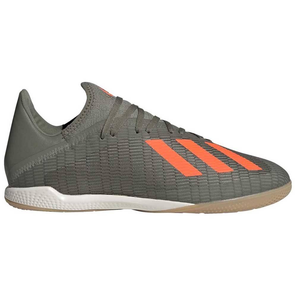 Adidas x 19.3 in Legacy Green Solar Orange Chalk