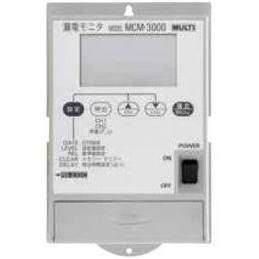 マルチ計測器 絶縁監視装置 MCM-3000 絶縁監視装置