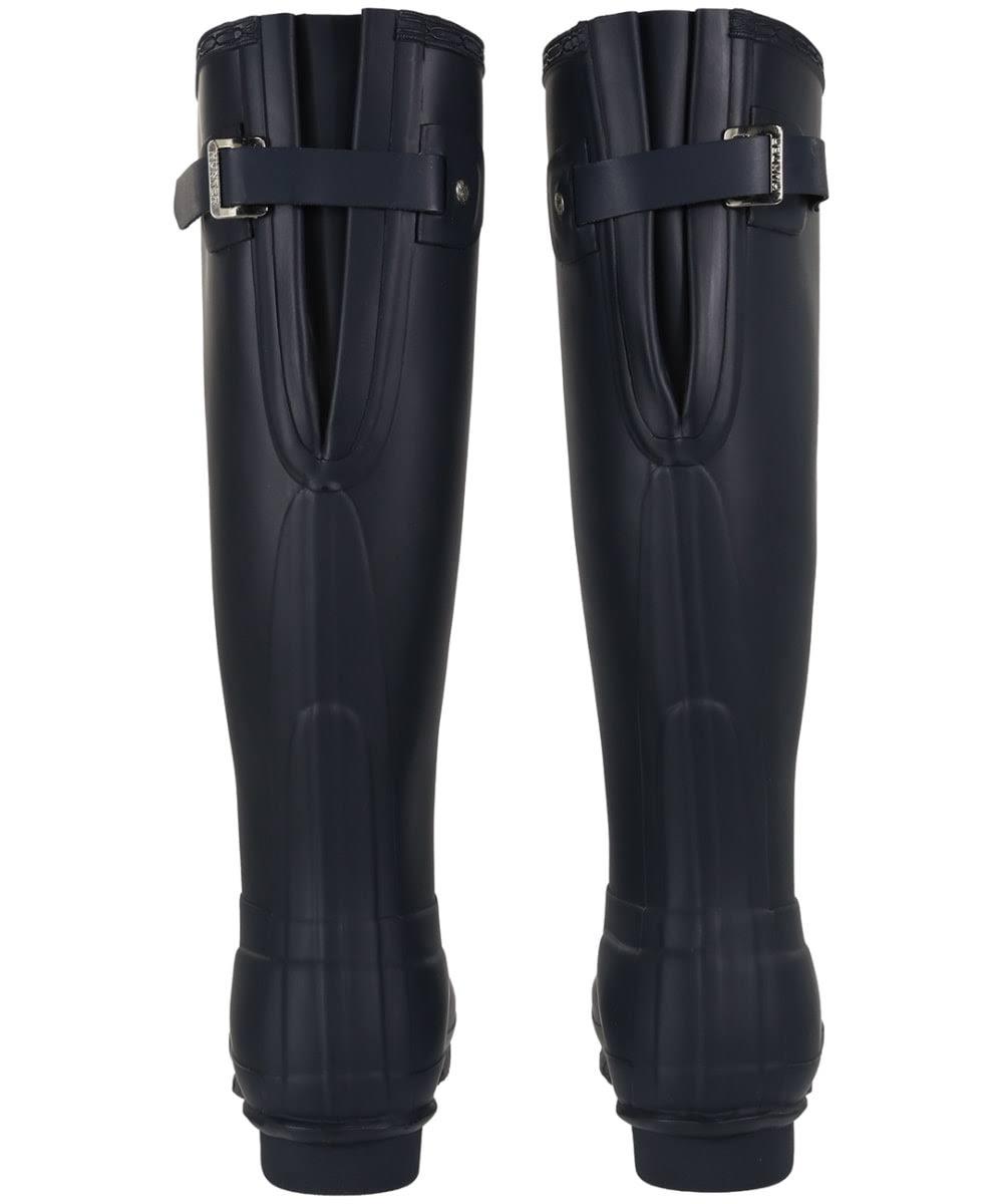 dames originele verstelbare regenlaarzenmarine Hunter wnPX8k0O