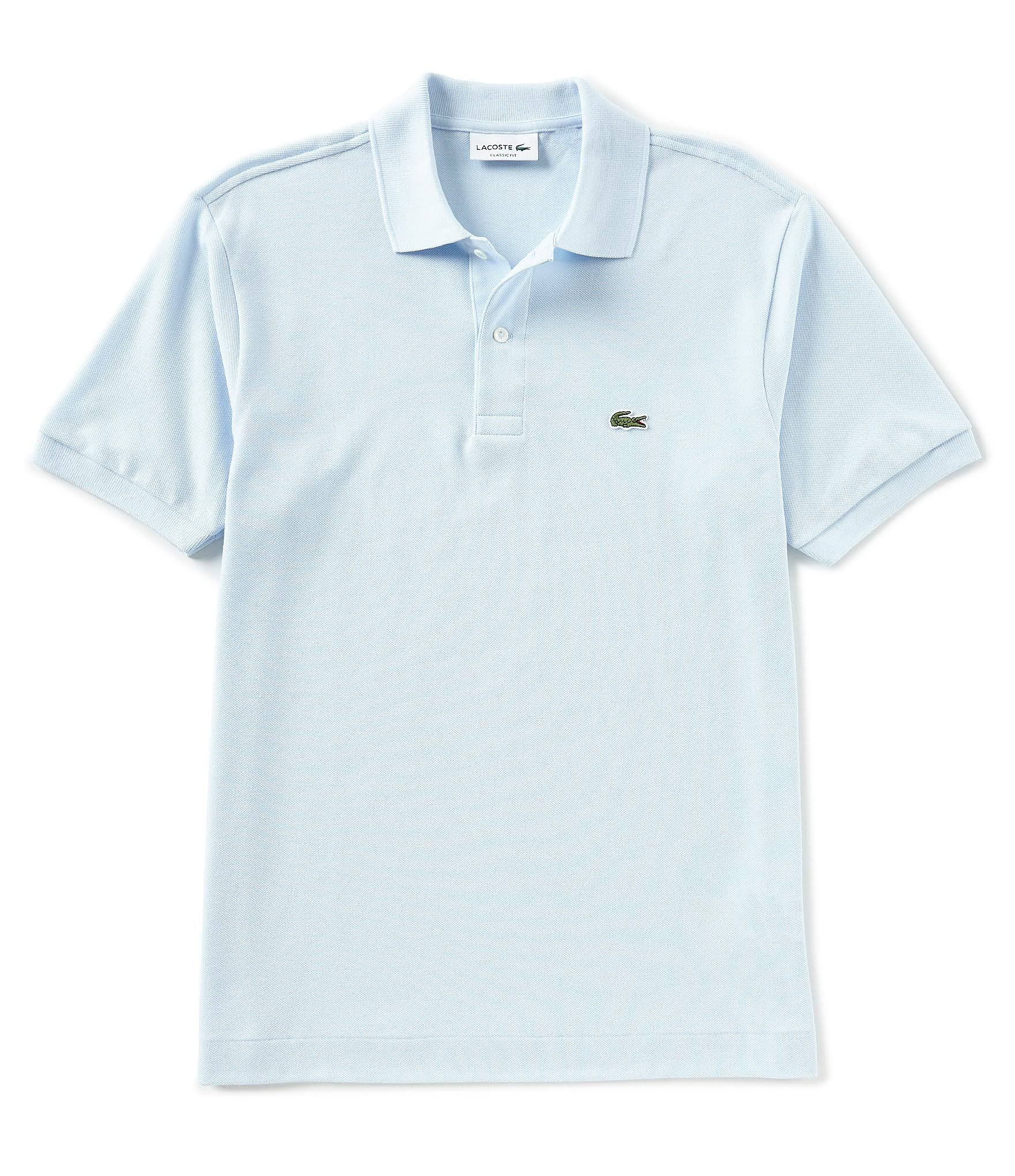 Polo Rill L Classic Lacoste Mens sleeve Pique Short Shirt A6wzS4