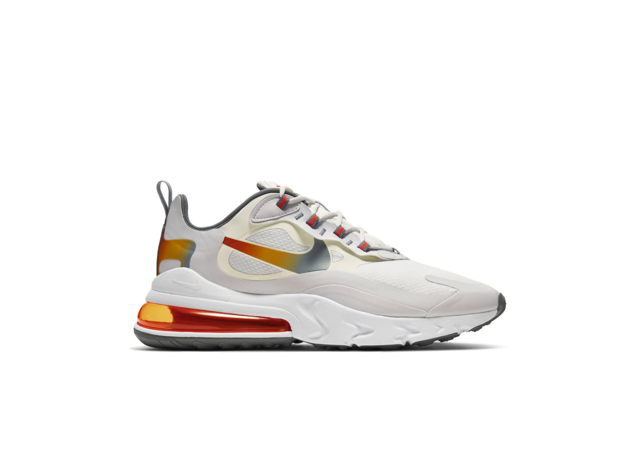 Sneakers Nike Air Max 270 React SE Summit White / Metallic Gold  K99pr6g