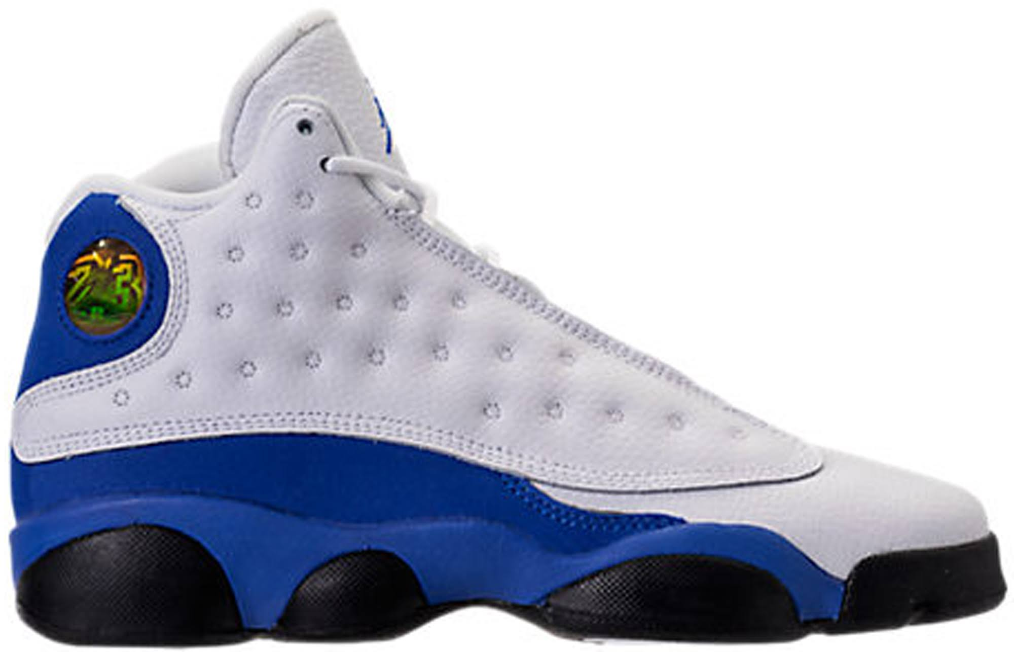 Royal Jordan White Retro 13 Hyper gs Black rwqwCIf