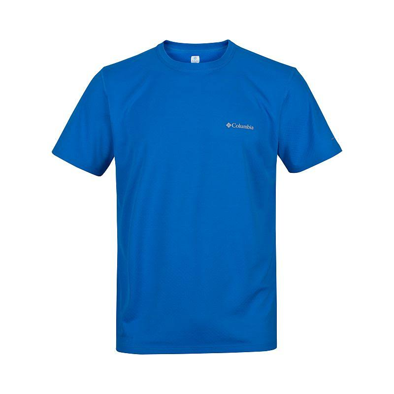 Corta Para Blue Columbia Hyperblue Hombre Camisa Manga Hyper Zero L Rules De FqnAZE