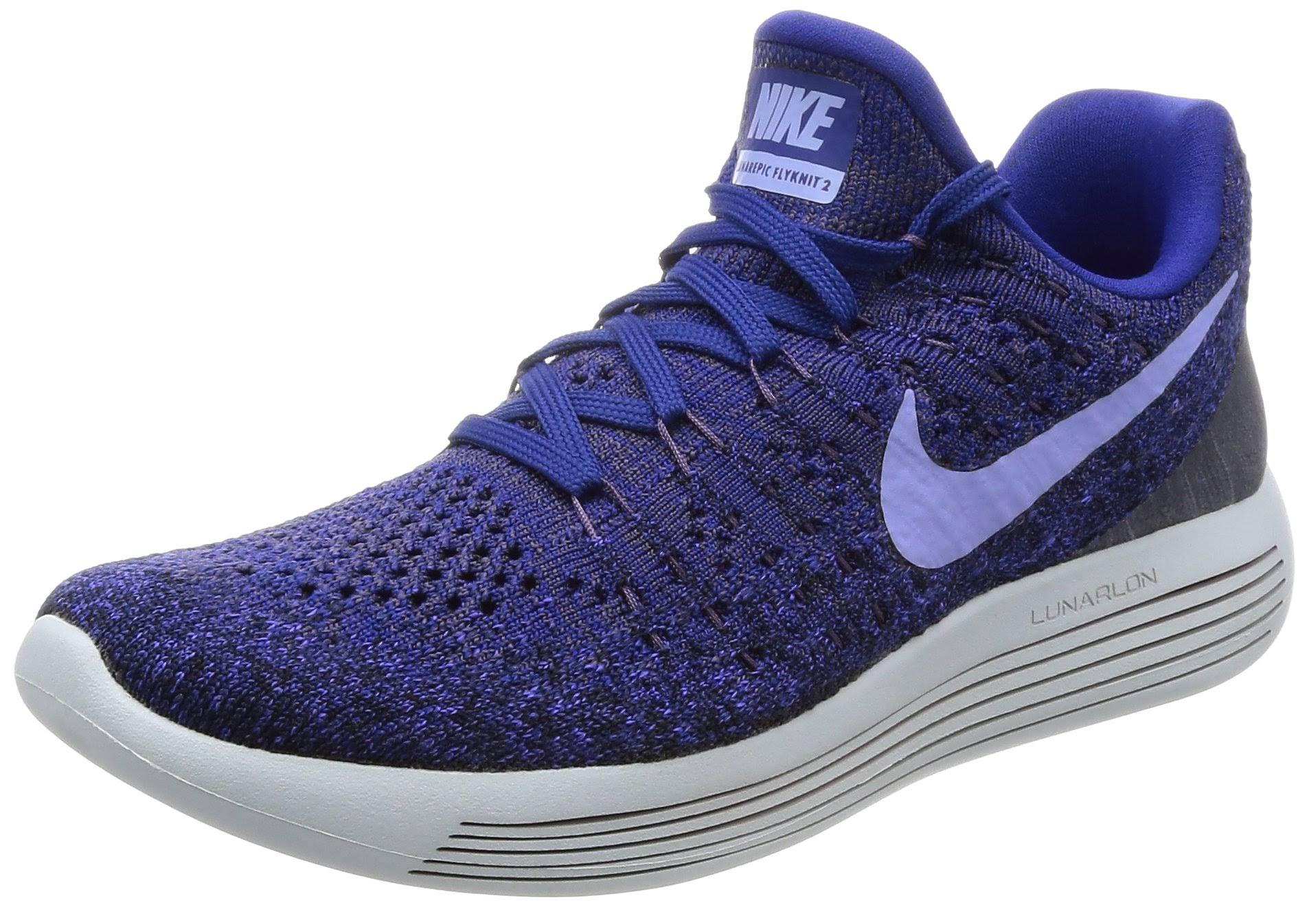 Royal Raisin Wmns Nike Lunarepic Ii Purple Flyknit Low Wome 2 Black Blue Dark Deep ZwUfqP