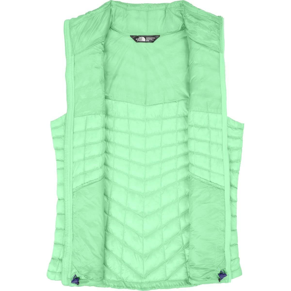The Face S Women's Thermoball Surf Chaleco North Green r4rwxqvC