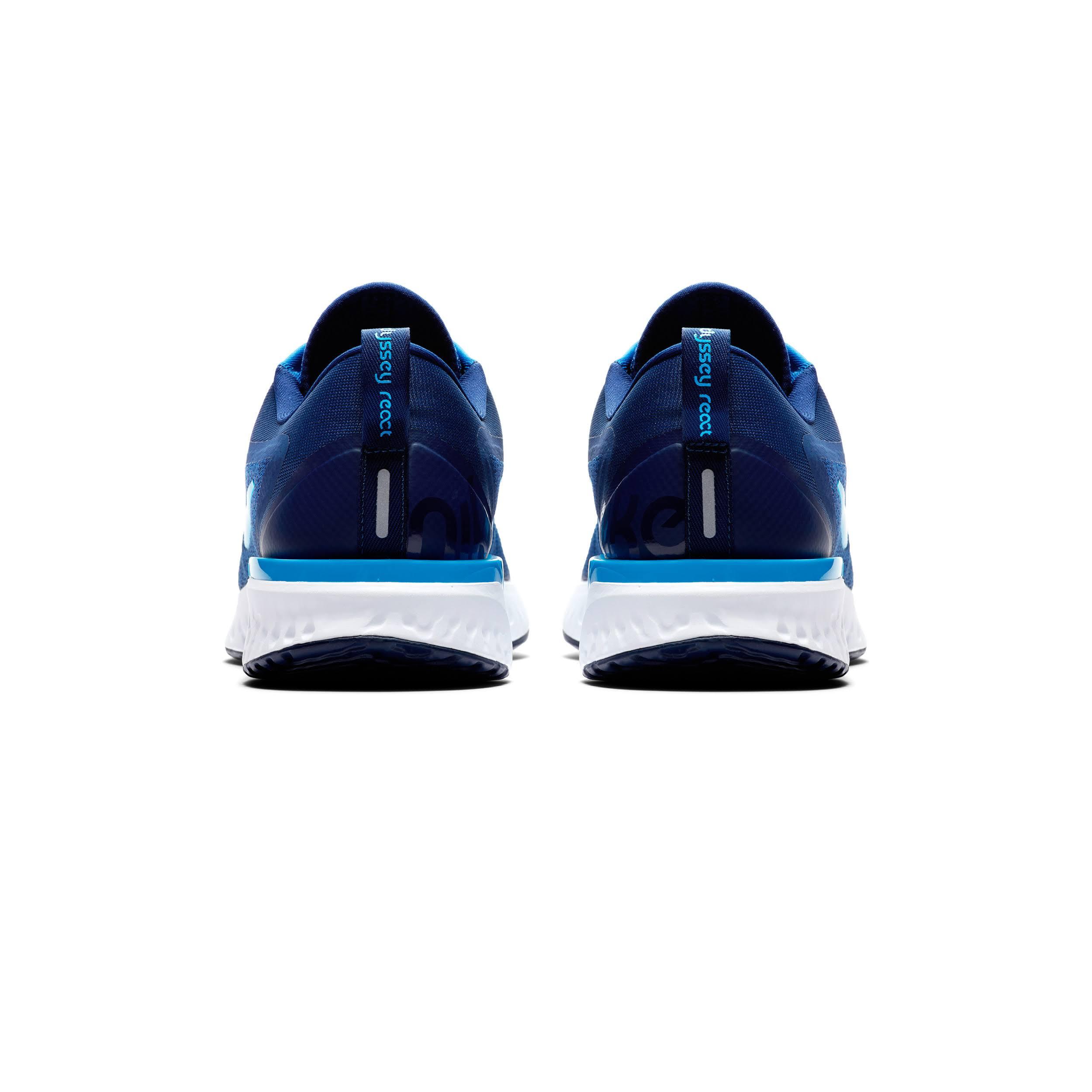 Manner Odyssey 1 2 40 Nike Blau Schuhe Weis Hellblau React 1nZFw