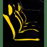 """Комплект модельных авточехлов из экокожи для сидений легковых автомобилей серия """"NEO X"""" ТМ """"Автоамбиции"""""""