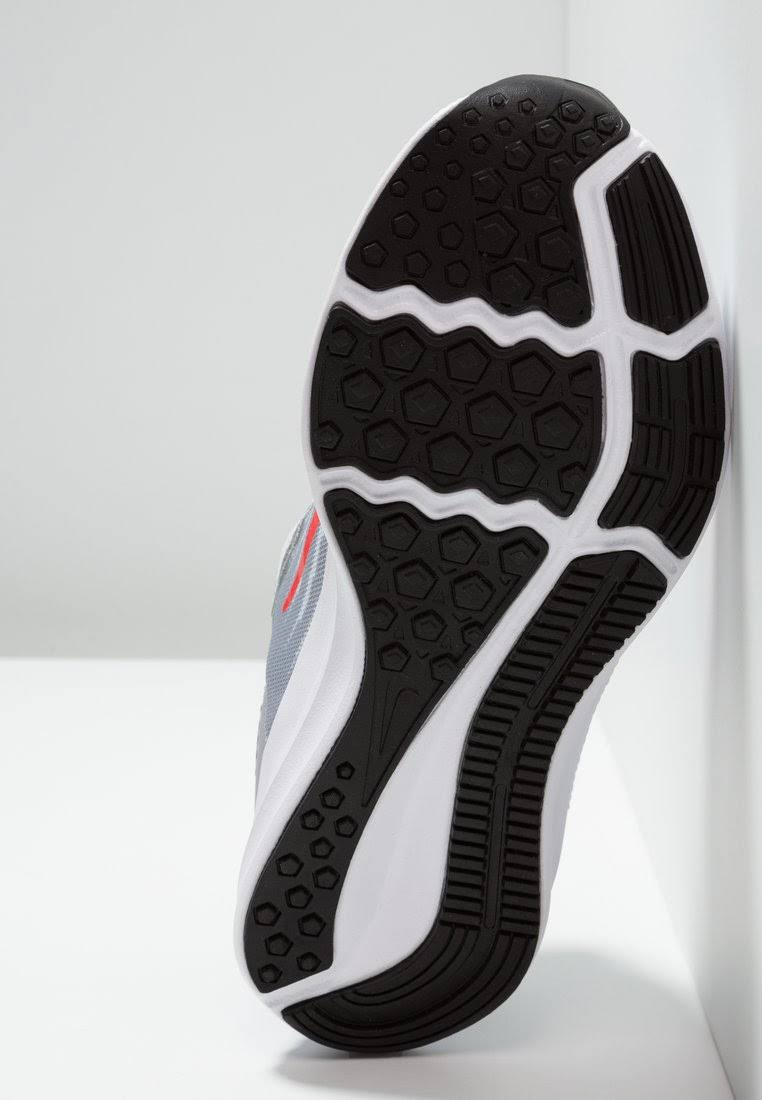 Downshifter Laufschuhe Kinder Nike 5 31 orange Weiß grau Hellgrau Ps 8 UwFw4
