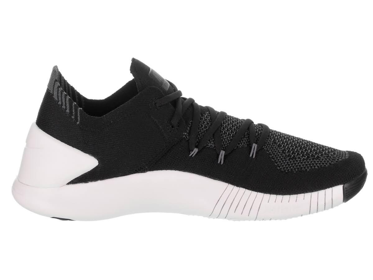 L Flyknit Black gray 3 White Free black 10 White Tr 5 dark dark Nike 6HqxUdgg