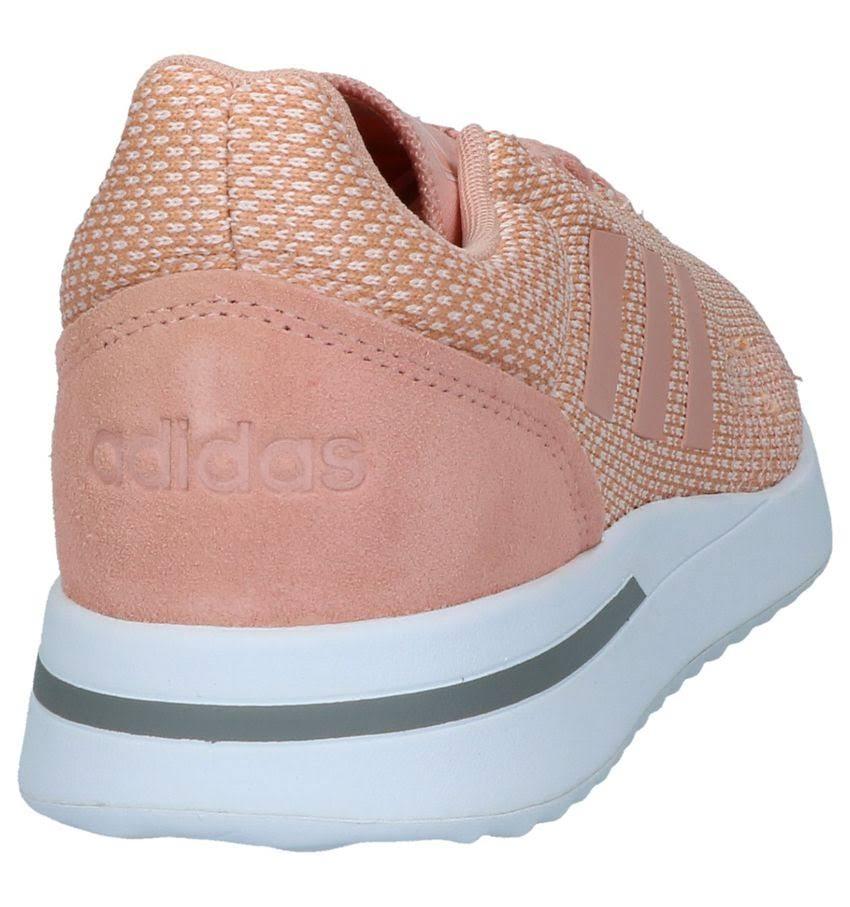 Schoenen Run Adidas 70s Clearorange dustpink greyheather WE2H9IDeYb