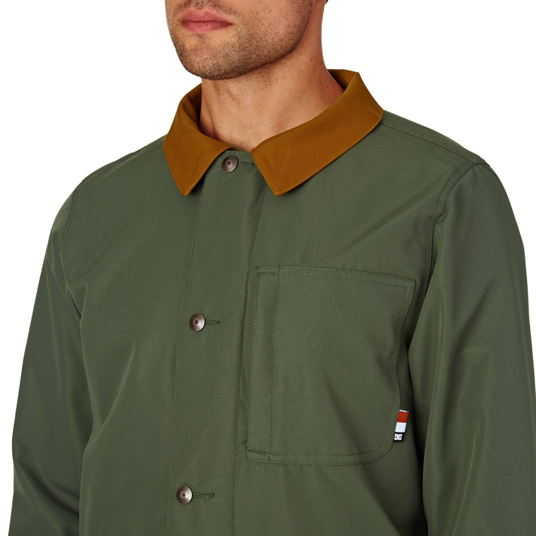 De Dc Embarque Camisa Chaqueta La Operativa Escarabajo fXqXTwd