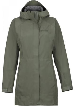 Jacket Marmot 4764 s 45480 Verde Cocodrilo Para Mujer Essential Pequeño vvq5rgw