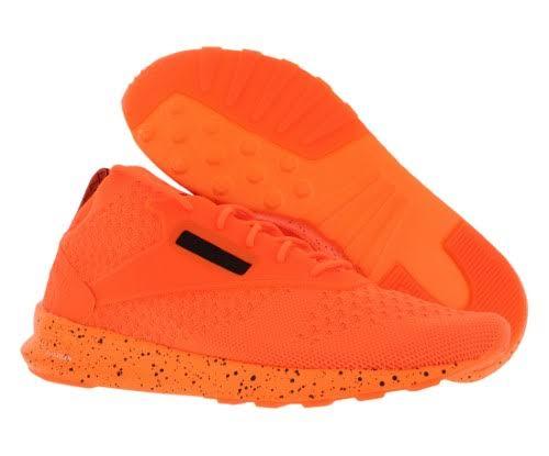 Blanco Para Naranja Solar Reebok Zoku Negro Sneaker Runner Hombre Hm nxxOT6q