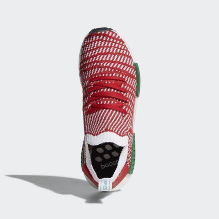 Shoes Adidas Red Primeknit Hombres Stlt Originales Nmd 10 r1 zIrRqxPI