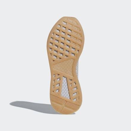 5 Para Hombre Zapatillas 11 11½ Gris Clara Deerupt Color Adidas Runner Goma qfqwFAvt