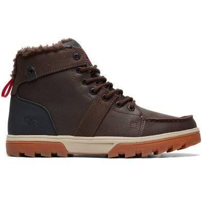 Shoes 6 Schnürstiefel Braun Dc Größe Woodland dRP0wfxpq