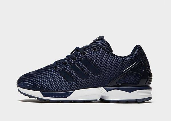 Adidas Originals ZX Flux Junior - Blue - Kids - Trainers