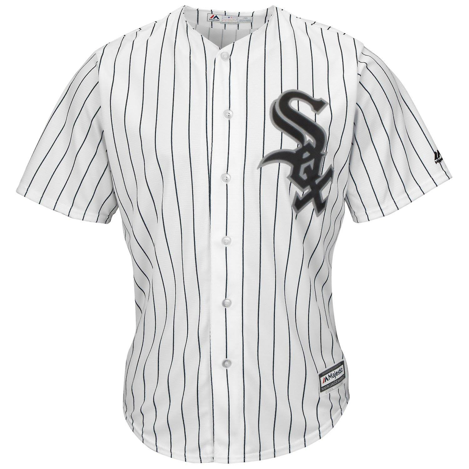 Sox Base Auténtico White Majestuoso Cool Chicago Jersey Y q0nawOt