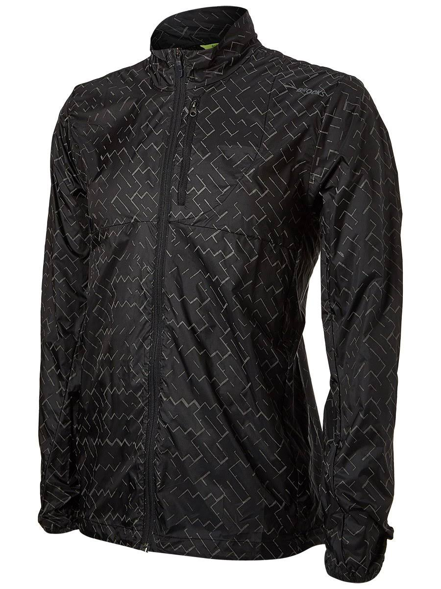 Jacket Xl nebula Brooks Lsd Men's Black xEggwTR