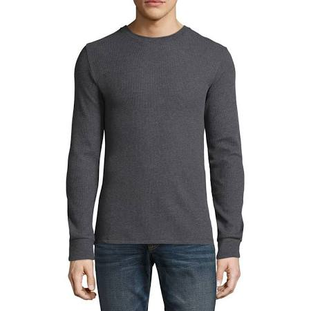9-Pk. Arizona Long Sleeve Thermal Top for Men's