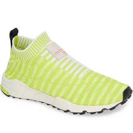 Talla Verde Support 5 Primeknit Sock Eqt Adidas 7 Para Zapatillas M Mujer wnC0z