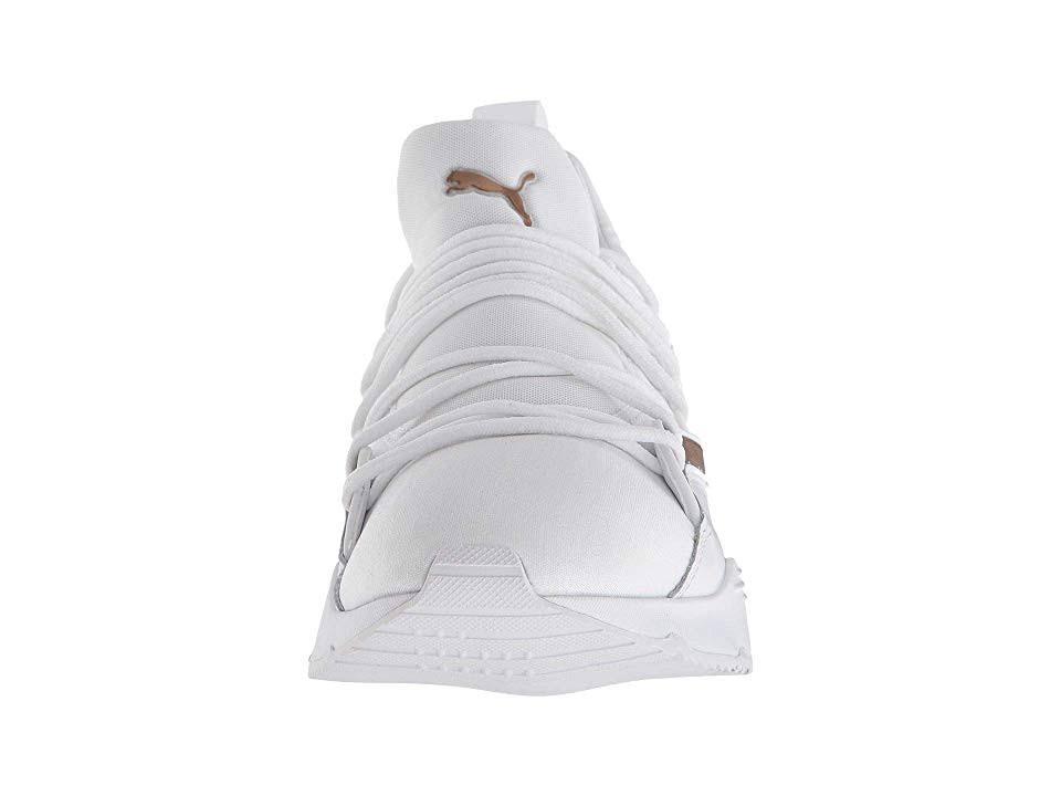 Muse Größe Weiß Varsity Damen Sneakers 9 Puma Maia v5qS7xwqR