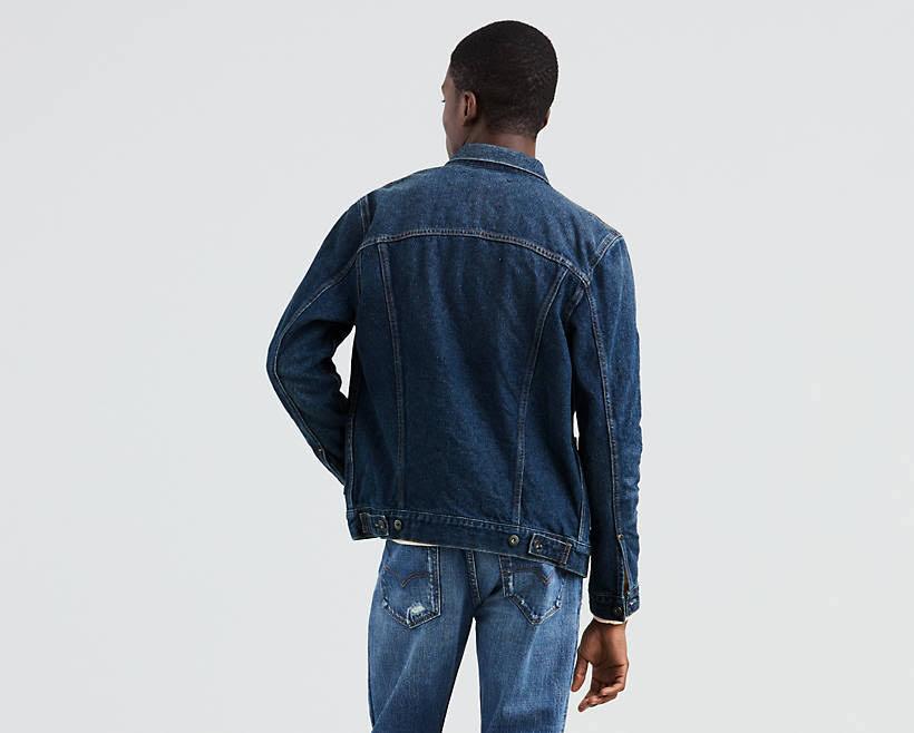 Ii Japonesa Vaquera Para Made Type amp; Trucker Hombre Jeans Levis Crafted Chaqueta qZwfU1H