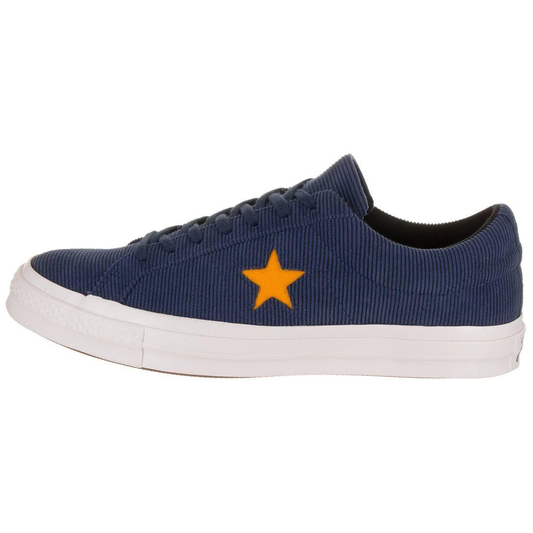 Informal Dorado Ox Star One Universidad Marino Calzado Azul Converse Unisex HSqXzx4