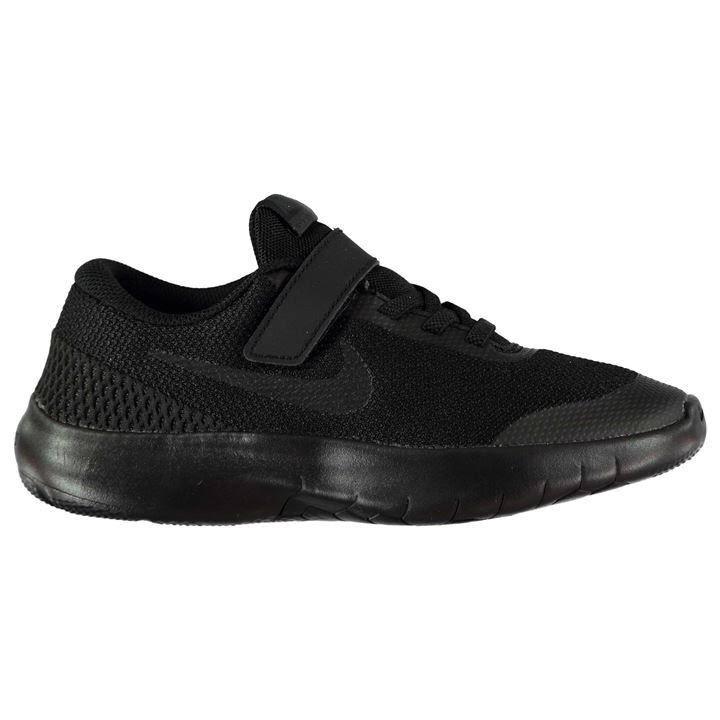 niño Niño Antracita 7 De Negro Kids Niños Flex Zapatillas 5 Nike Run Para Pequeño Pequeño M Escuela Experience 1 avgOq1