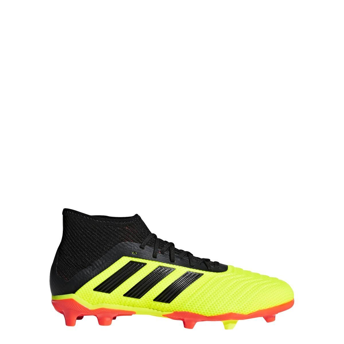 1 Adidas Yellow Soccer Fg Predator 1 18 5 Cleat Junior rrRwx
